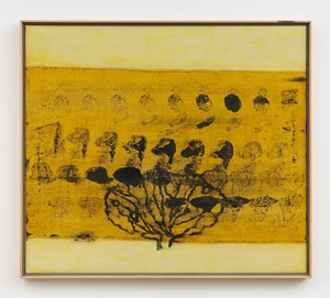 Trees by Prunella Clough contemporary artwork