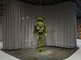Exploring Sexuality and Myth Through Fiber and Other Types of Sculpture