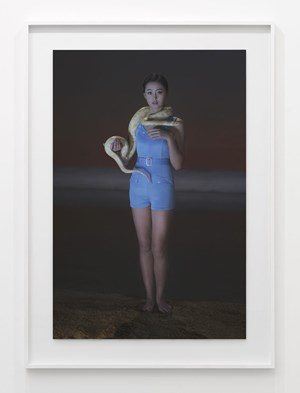 The Coloured Sky: New Women II, 1 by Yang Fudong contemporary artwork