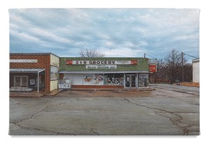 G & R Grocery by Rod Penner contemporary artwork