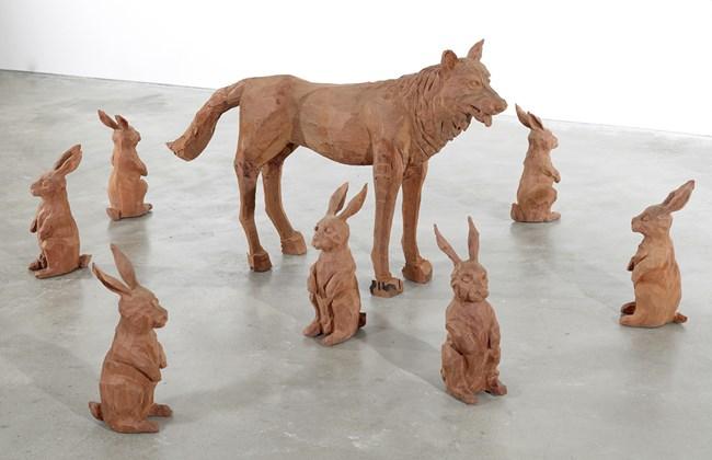 1&7 by Chen Qiulin contemporary artwork