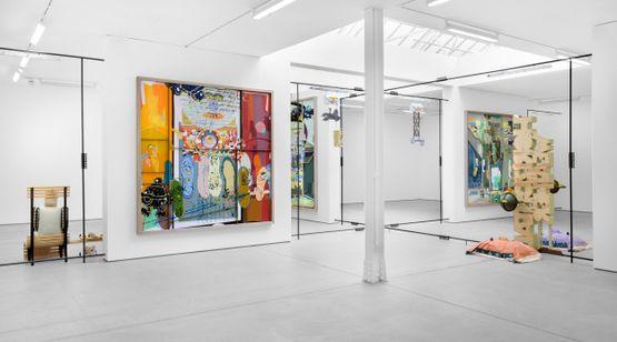4 Sep–30 Oct 2021 Helen Marten contemporary art exhibition