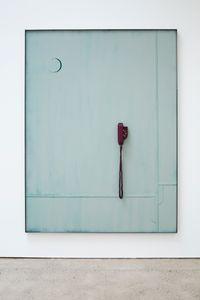 Moon Dial by Martin Boyce contemporary artwork sculpture
