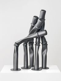 Gudrun by Bettina Pousttchi contemporary artwork sculpture