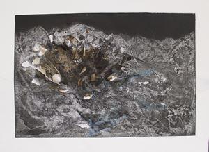 Mountain Rescue V by Chudamani Clowes contemporary artwork