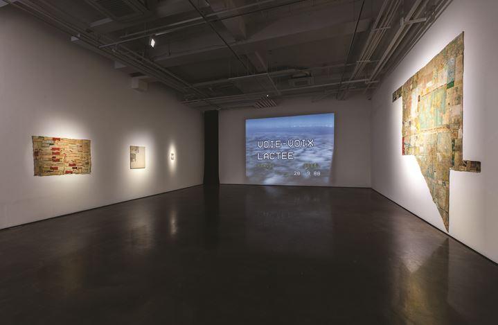 Exhibition view: Kim Soun-Gui, 0 Time, Arario Samcheong, Seoul (30 August–11 November 2018). Courtesy Arario.