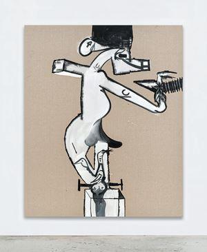 Birdman by Tobias Pils contemporary artwork