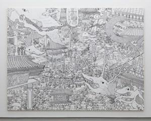 Excursions in Asia - Taipei by Shintaro Miyake contemporary artwork