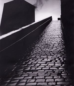A Snicket in Halifax by Bill Brandt contemporary artwork