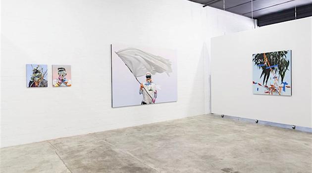 THIS IS NO FANTASY dianne tanzer + nicola stein contemporary art gallery in Melbourne, Australia