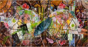Naturalistic Scientism by David Griggs contemporary artwork