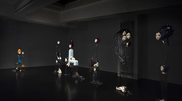 Contemporary art exhibition, YU JINYOUNG, The Life at Choi&Lager Gallery, Cologne