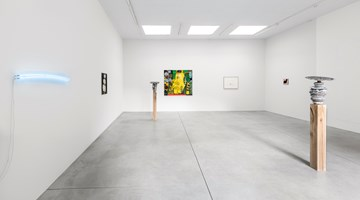 Contemporary art exhibition, Group Exhibition, Karma at Kristof De Clercq gallery, Ghent