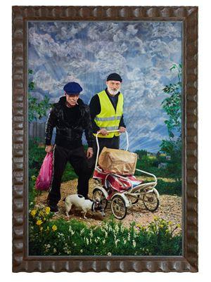 Bonjour Pierre et Gilles by Pierre et Gilles contemporary artwork photography