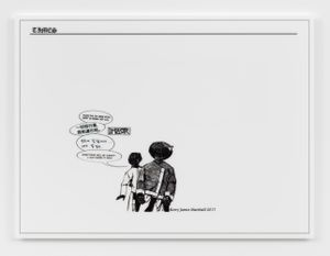 Dailies: Everything will be alright by Kerry James Marshall contemporary artwork