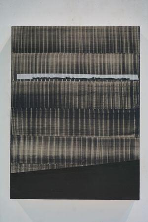 La imagen prometida by Juan Uslé contemporary artwork