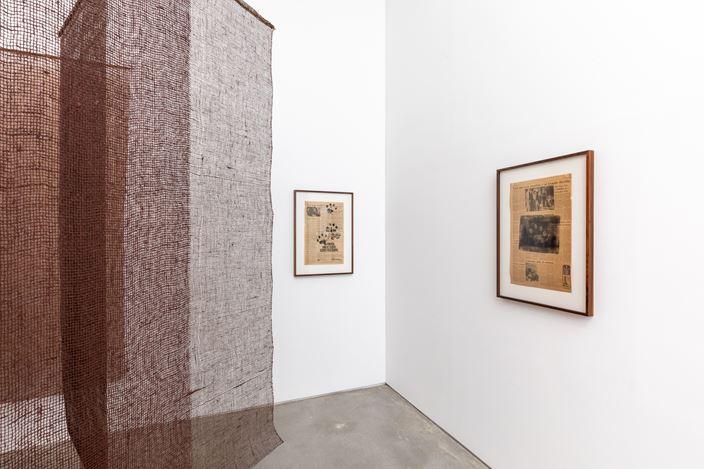 Exhibition view: Amelia Toledo, Amelia Toledo: 1958–2007, Galeria Nara Roesler, New York (25 February–17 April 2021). CourtesyGaleria Nara Roesler.