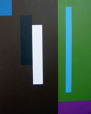 Tev 1 by Youri Jeltov contemporary artwork