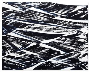 Full Circle K 2 by Ricardo Mazal contemporary artwork