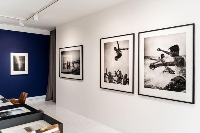 Exhibition view: Ocean - Summer Exhibition, Bildhalle, Zurich (15 July–25 September 2021). Courtesy Bildhalle.