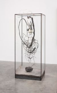 Siegfried's difficult way to Brünhilde by Anselm Kiefer contemporary artwork sculpture