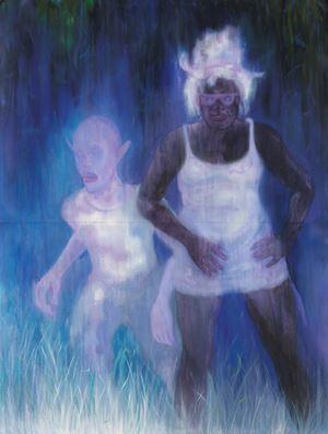 The Kemetopians by Sedrick Chisom contemporary artwork