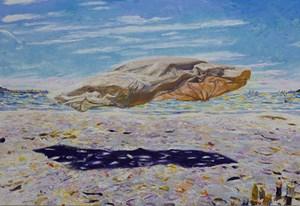 UFO by Toru Kuwakubo contemporary artwork