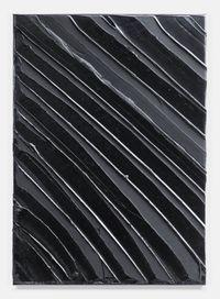 Peinture 81 x 57 cm, 27 septembre 2013 by Pierre Soulages contemporary artwork painting