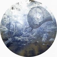 A mythic vision by Danie Mellor contemporary artwork print