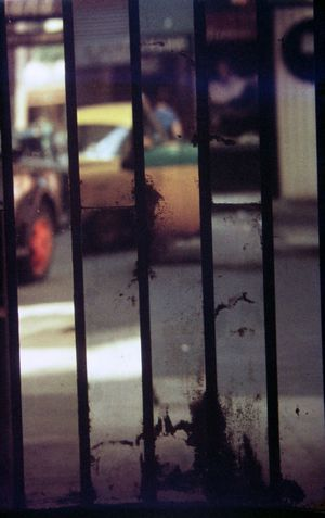 Mirrors by Saul Leiter contemporary artwork