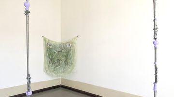 Contemporary art exhibition, Lotte Meret, AMTSALON Berlin at Kantstraße 79, Berlin, Germany