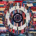 Entry Point by Doug Aitken contemporary artwork 1
