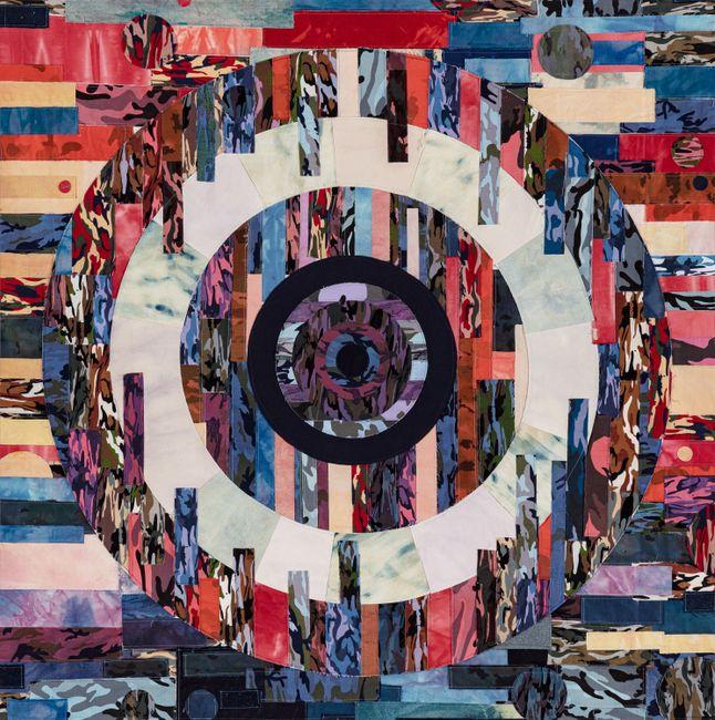 Entry Point by Doug Aitken contemporary artwork