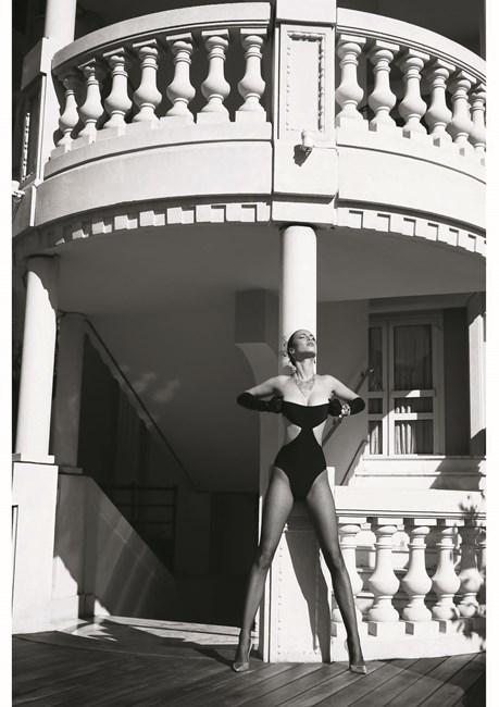 Olivia, Hotel Metropole, Monaco by Jean-Daniel Lorieux contemporary artwork