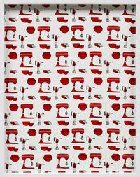 Mixing Bowls, Mixer by Elad Lassry contemporary artwork print