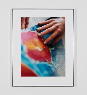 Aufnahmeprüfung 2 by Josephine Pryde contemporary artwork