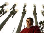 Chris Burden dies at 69: artist's light sculpture at LACMA is symbol of L.A.