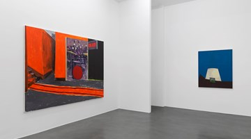 Contemporary art exhibition, Dexter Dalwood, WHAT IS REALLY HAPPENING at Simon Lee Gallery, London