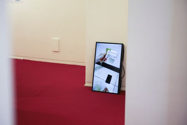 SEGERO Travel Adapter-Usage record by Seonggyu Maeng contemporary artwork