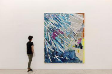 Exhibition view: Bruno Dunley, No Meio, Galeria Nara Roesler, São Paulo(23 June–11 August 2018). Courtesy the artist and Galeria Nara Roesler. Photo: ©Everton Ballardin.