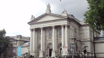 Tate Britain contemporary art institution in London, United Kingdom