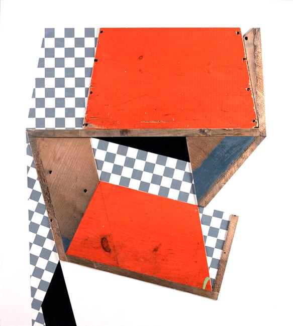 Agent Orange by Michael Zelehoski contemporary artwork