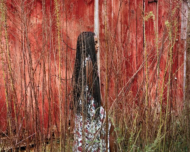 Kefa, Gambier Ohio by Rania Matar contemporary artwork
