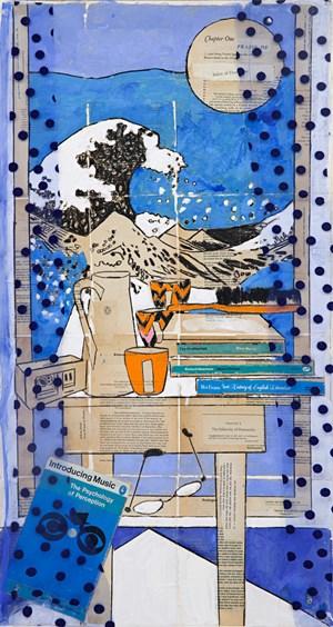 Introducing Music by Katherine Hattam contemporary artwork