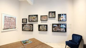 Contemporary art exhibition, Alexis Ip & Stefan Irvine, RECONSTRUCT at Blue Lotus Gallery, Hong Kong