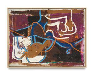 Sisteron by Joe Bradley contemporary artwork