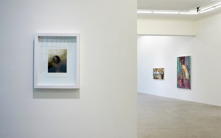 Exhibition view:Christian Schoeler,Rembrandt as a Boy, Galerie Urs Meile, Lucerne (26 August–5 November 2016). Courtesy the artist and Galerie Urs Meile, Beijing-Lucerne.