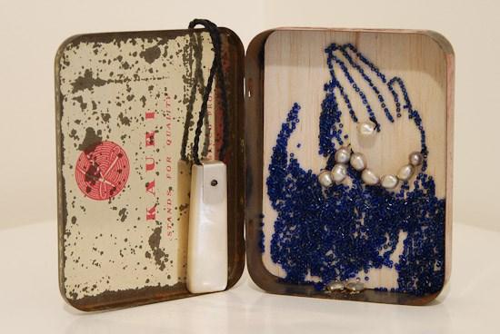 A Prayer, A Gesture, A Fragrance #10 by Sofia Tekela-Smith contemporary artwork
