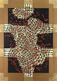 Omnium Gatherum 58 by Julia Morison contemporary artwork painting