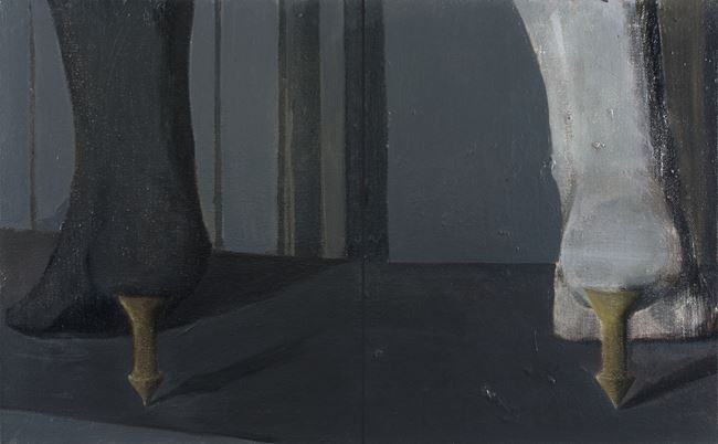 Fulcrum by Cai Zebin contemporary artwork